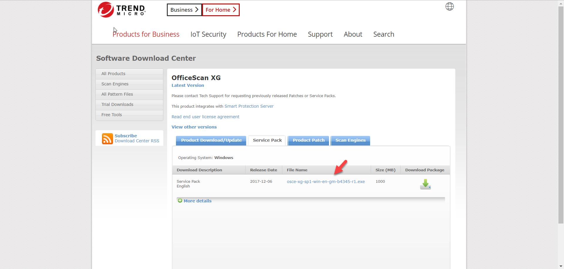 TrendMicro OfficeScan XG Kurulum Dokümanı | Datakey Bilişim Blog